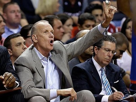 Inside the Sixers: Doug Collins doesn't deserve to be fired